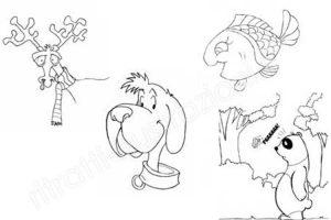 disegni per bambini su richiesta