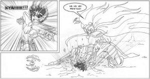 Fumetto manga personalizzato
