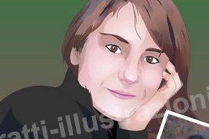 Ritratto illustrato su commissione da foto