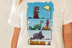 magliette illustrate per bambini