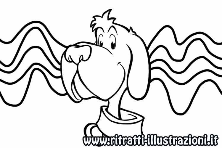 Disegni Da Colorare Ritratti E Illustrazioni Su Commissione