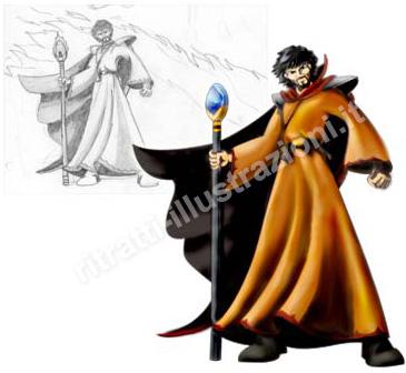 illustrazione Classica