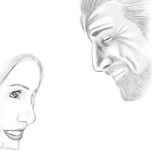 ritratti coppia