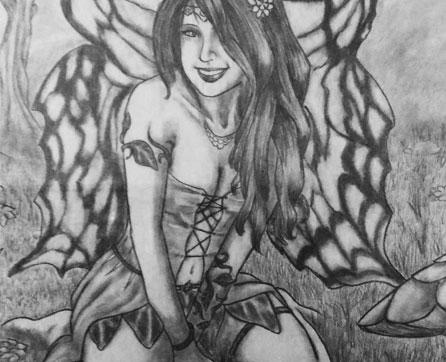 ritratti fantasy