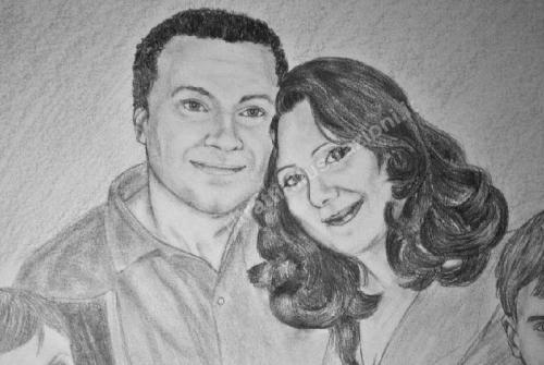 ritratto di coppia